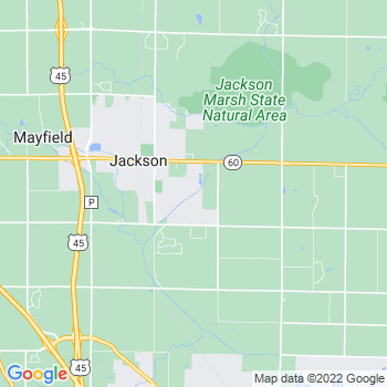 53037 Jackson,WI- map, population, zip codes, coutnies, area codes, time zones, households, income, news, weather, metro areas, local time at localistica.com