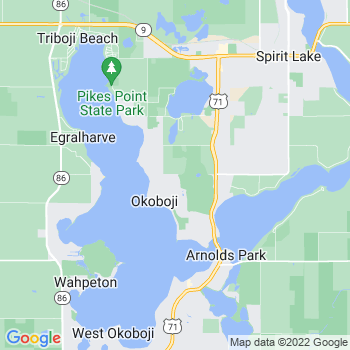 51355 Okoboji,IA- map, population, zip codes, coutnies, area codes, time zones, households, income, news, weather, metro areas, local time at localistica.com