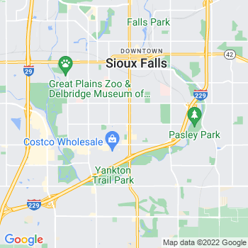 57105 Sioux Falls,SD- map, population, zip codes, coutnies, area codes, time zones, households, income, news, weather, metro areas, local time at localistica.com