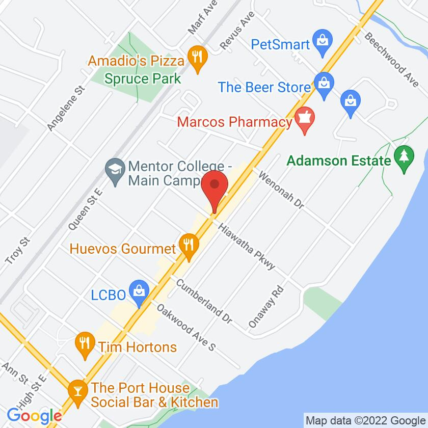 Google Map of Colossus