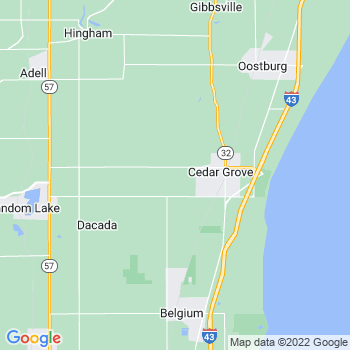 Cedar Grove,wi- map, population, zip codes, coutnies, area codes, time zones, households, income, news, weather, metro areas, local time at localistica.com
