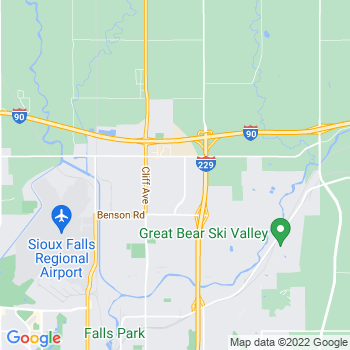 57104 Sioux Falls,SD- map, population, zip codes, coutnies, area codes, time zones, households, income, news, weather, metro areas, local time at localistica.com