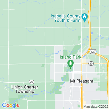 48858 Mount Pleasant,MI- map, population, zip codes, coutnies, area codes, time zones, households, income, news, weather, metro areas, local time at localistica.com