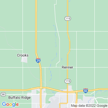 Renner,sd- map, population, zip codes, coutnies, area codes, time zones, households, income, news, weather, metro areas, local time at localistica.com