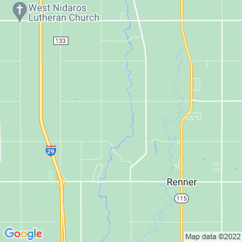 57055 Renner,SD- map, population, zip codes, coutnies, area codes, time zones, households, income, news, weather, metro areas, local time at localistica.com