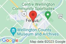 Curves - Fergus, ON