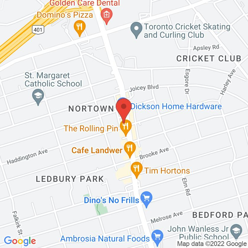 Google Map of Drums N Flats