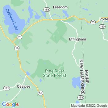 Effingham,nh- map, population, zip codes, coutnies, area codes, time zones, households, income, news, weather, metro areas, local time at localistica.com