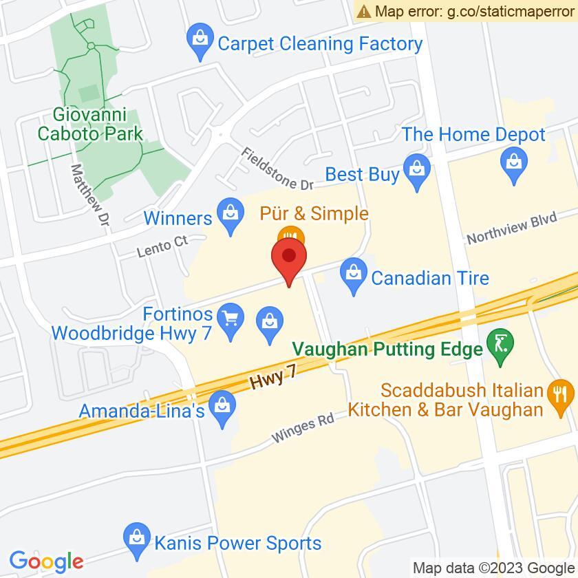 Google Map of Mr. Greek