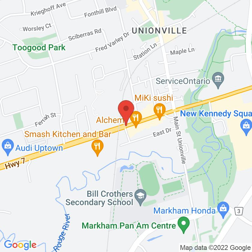 Google Map of Smash Kitchen & Bar