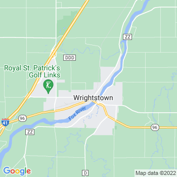 54180 Wrightstown,WI- map, population, zip codes, coutnies, area codes, time zones, households, income, news, weather, metro areas, local time at localistica.com