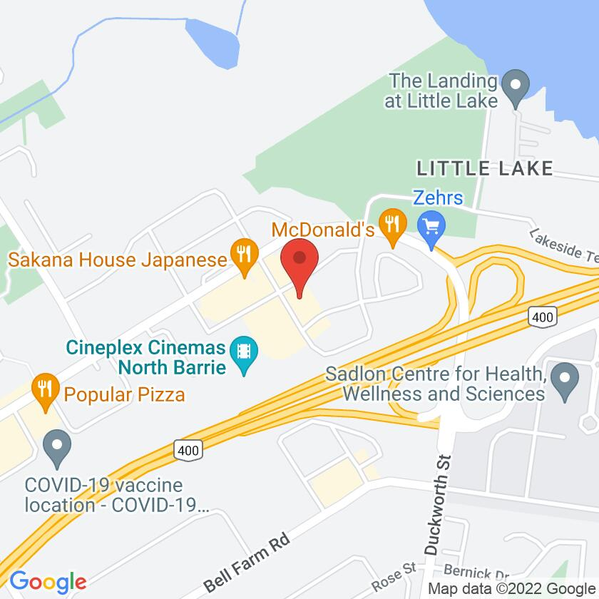 Google Map of Halibut House