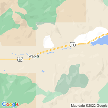 Wapiti,wy- map, population, zip codes, coutnies, area codes, time zones, households, income, news, weather, metro areas, local time at localistica.com