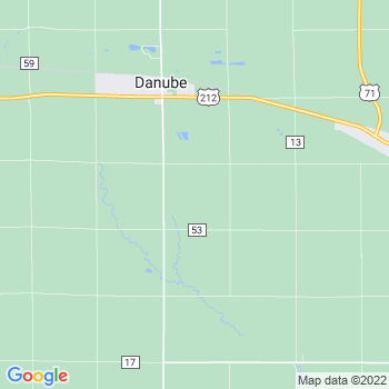 56230 Danube,MN- map, population, zip codes, coutnies, area codes, time zones, households, income, news, weather, metro areas, local time at localistica.com