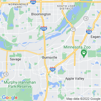 Burnsville,mn- map, population, zip codes, coutnies, area codes, time zones, households, income, news, weather, metro areas, local time at localistica.com
