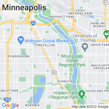 55406 Minneapolis,MN- map, population, zip codes, coutnies, area codes, time zones, households, income, news, weather, metro areas, local time at localistica.com