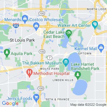 55416 Minneapolis,MN- map, population, zip codes, coutnies, area codes, time zones, households, income, news, weather, metro areas, local time at localistica.com