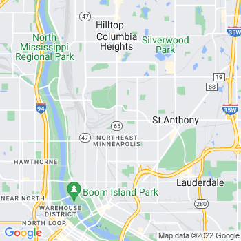 55418 Minneapolis,MN- map, population, zip codes, coutnies, area codes, time zones, households, income, news, weather, metro areas, local time at localistica.com