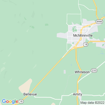 Mcminnville,or- map, population, zip codes, coutnies, area codes, time zones, households, income, news, weather, metro areas, local time at localistica.com