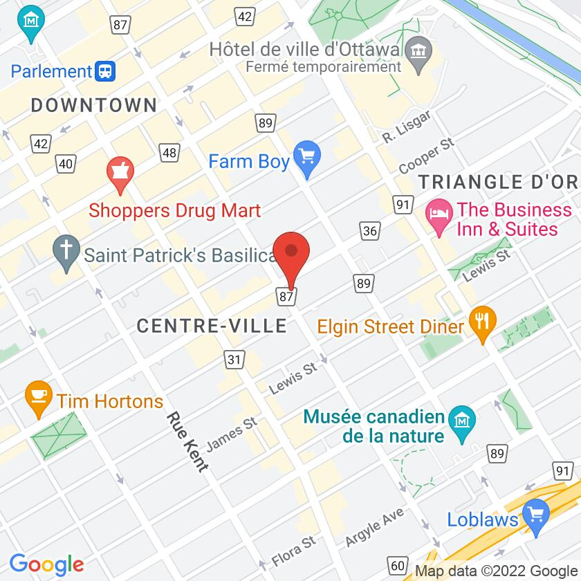 Google Map of Mamma Teresa Ristorante