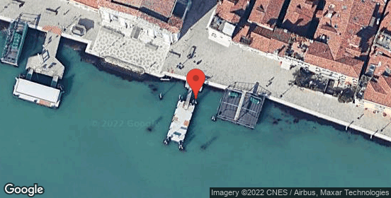 Position of the sound shown via a Google Maps image.