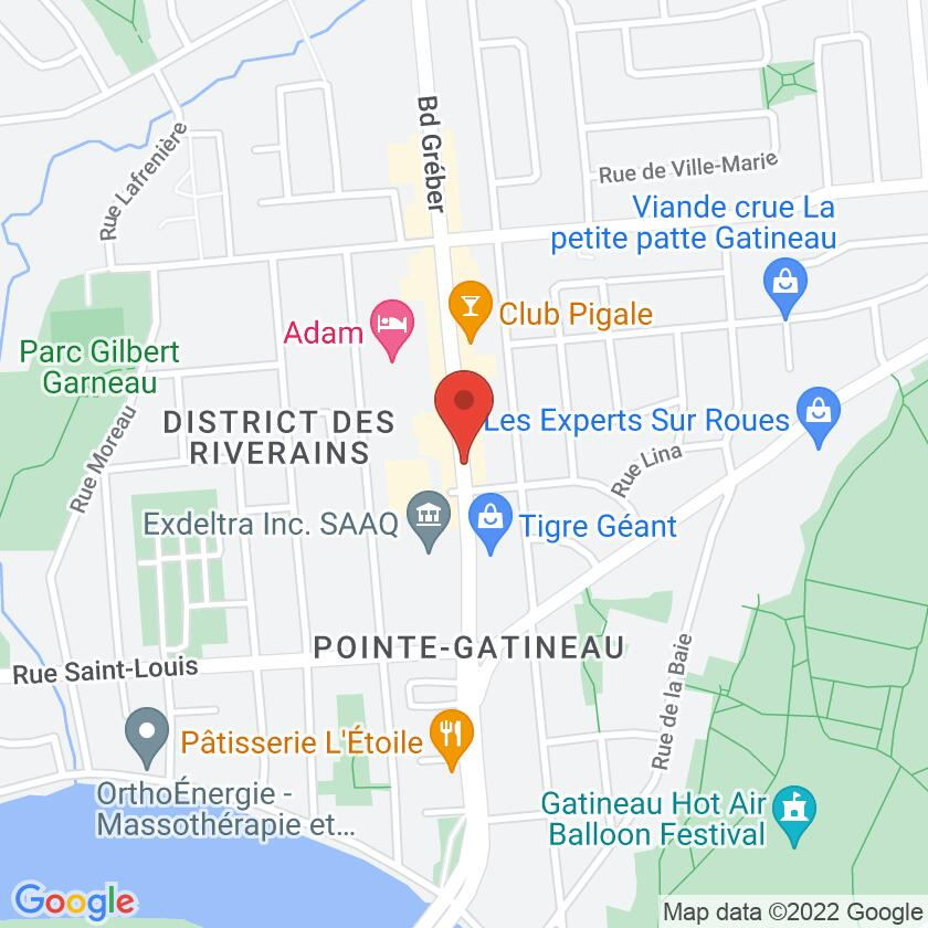 Google Map of Meule Et Caquelon