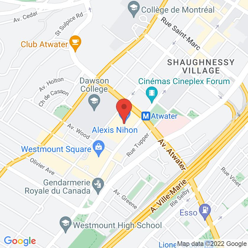 Google Map of Roasters
