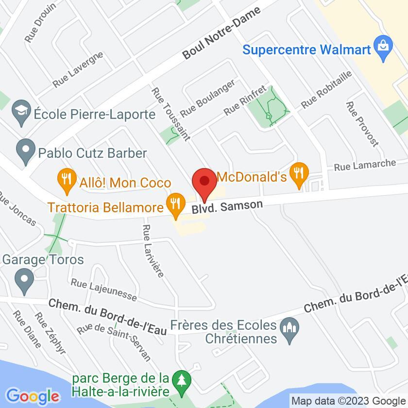 Google Map of Mikasa Sushi Bar