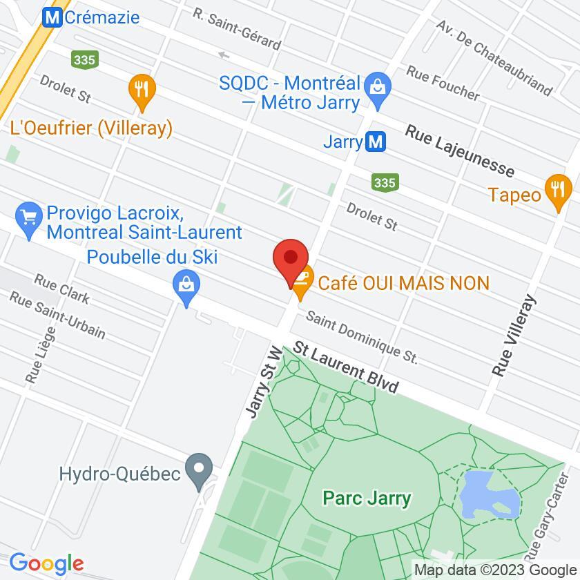 Google Map of Neos Souvlakeri