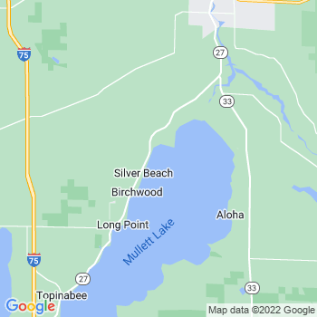 Mullett Lake,mi- map, population, zip codes, coutnies, area codes, time zones, households, income, news, weather, metro areas, local time at localistica.com