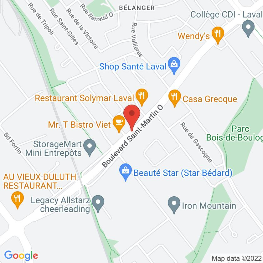 Google Map of Kam Shing