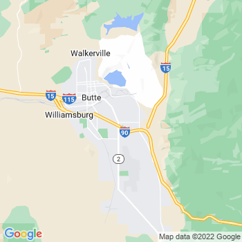 Butte,mt- map, population, zip codes, coutnies, area codes, time zones, households, income, news, weather, metro areas, local time at localistica.com