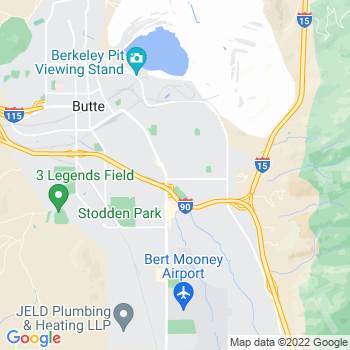 59701 Butte,MT- map, population, zip codes, coutnies, area codes, time zones, households, income, news, weather, metro areas, local time at localistica.com