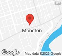 Moncton Downtown, Moncton, NB