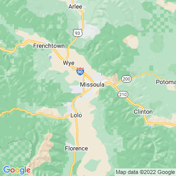 Missoula, MT- map, population, zip codes, coutnies, area codes, time zones, households, income, news, weather, metro areas, local time at localistica.com