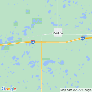 Medina,nd- map, population, zip codes, coutnies, area codes, time zones, households, income, news, weather, metro areas, local time at localistica.com