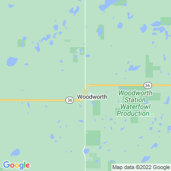 Woodworth,nd- map, population, zip codes, coutnies, area codes, time zones, households, income, news, weather, metro areas, local time at localistica.com