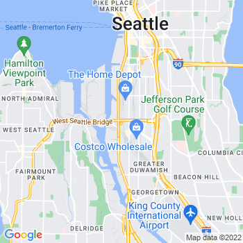 98134 Seattle,WA- map, population, zip codes, coutnies, area codes, time zones, households, income, news, weather, metro areas, local time at localistica.com