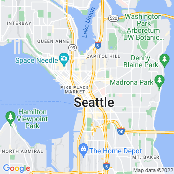 98101 Seattle,WA- map, population, zip codes, coutnies, area codes, time zones, households, income, news, weather, metro areas, local time at localistica.com