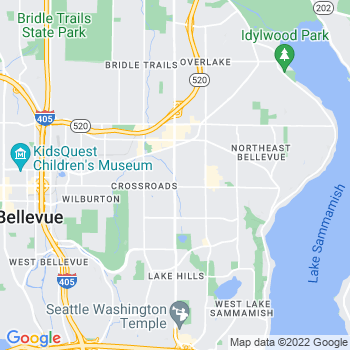 98007 Bellevue,WA- map, population, zip codes, coutnies, area codes, time zones, households, income, news, weather, metro areas, local time at localistica.com