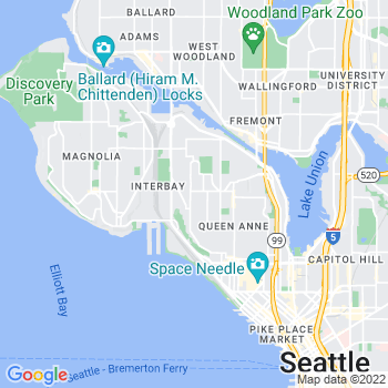 98119 Seattle,WA- map, population, zip codes, coutnies, area codes, time zones, households, income, news, weather, metro areas, local time at localistica.com