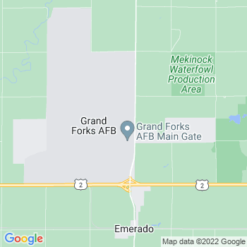 58204 Grand Forks Afb,ND- map, population, zip codes, coutnies, area codes, time zones, households, income, news, weather, metro areas, local time at localistica.com