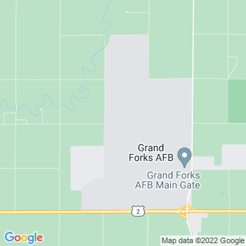 58205 Grand Forks Afb,ND- map, population, zip codes, coutnies, area codes, time zones, households, income, news, weather, metro areas, local time at localistica.com