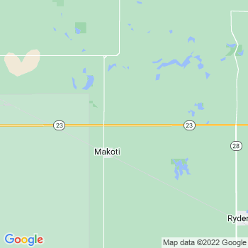 Makoti,nd- map, population, zip codes, coutnies, area codes, time zones, households, income, news, weather, metro areas, local time at localistica.com
