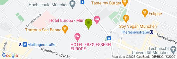 Standort StreckDich Pilates Trainingscenter & More