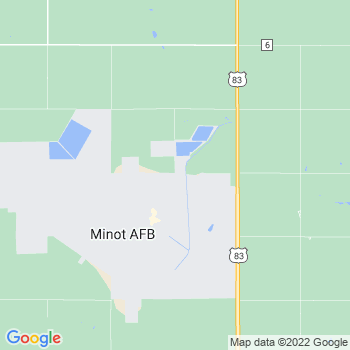 58704 Minot Afb,ND- map, population, zip codes, coutnies, area codes, time zones, households, income, news, weather, metro areas, local time at localistica.com