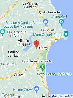 Location Map of Nicki Kennedy