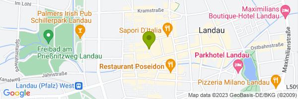 Standort Stadt Landau