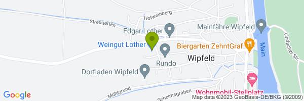 Standort Weingut Lother