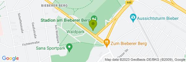 Standort Sparda-Bank-Hessen-Stadion